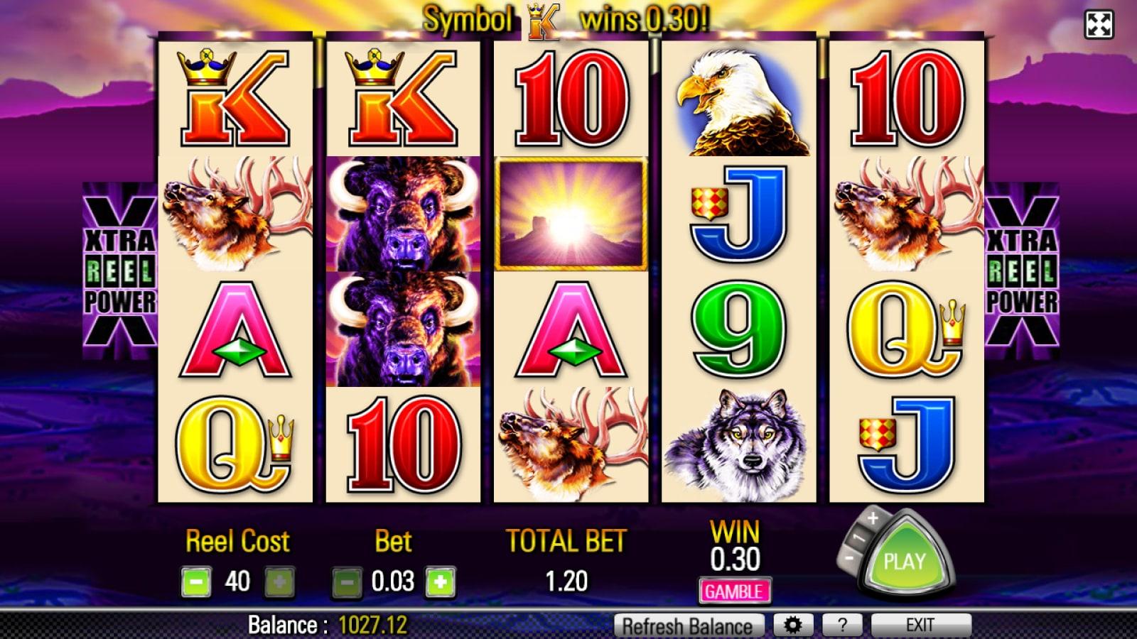Free Online Slots Buffalo