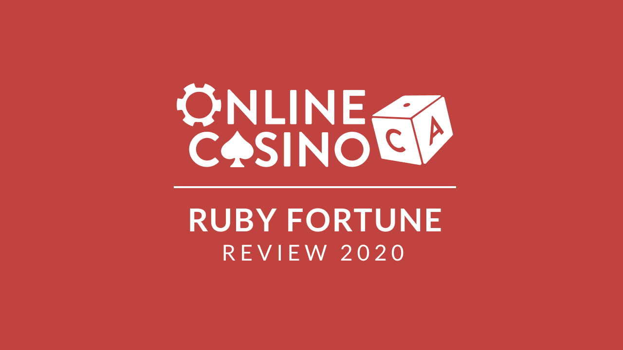 Ruby Fortune Best Slots