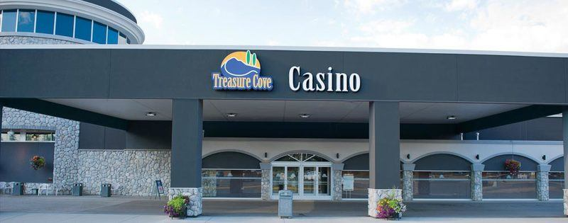 Treasure Cove Casino Hours