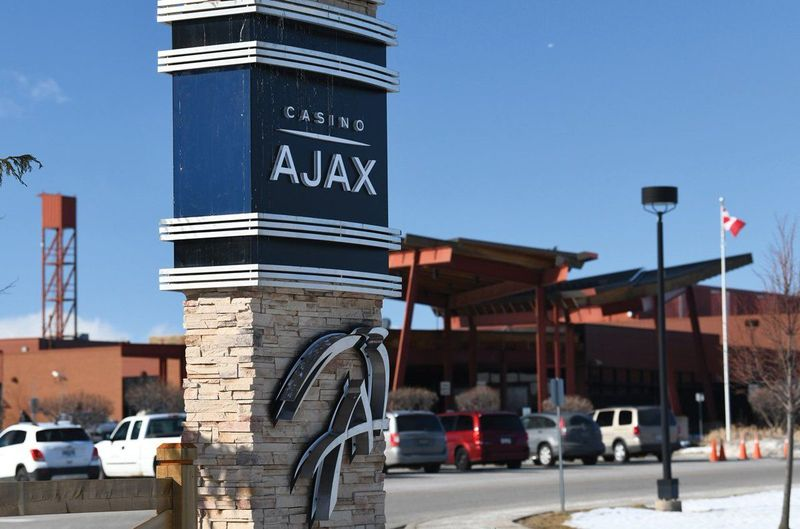 Ajax Casino Hours