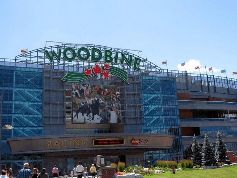 Woodbine Casino Address