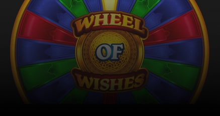 New Wheel of Wishes Slot
