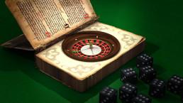 Casino roulette book