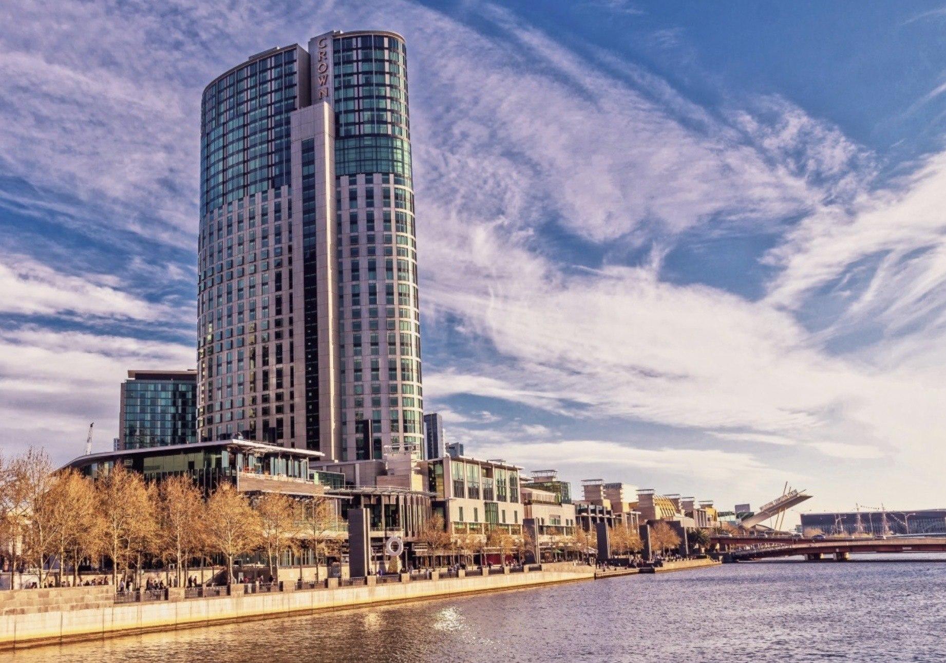 Crowne Casino, Melbourne