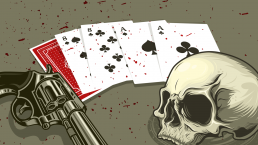 Dead man's hand in poker
