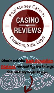 Top Canadian Online Casinos