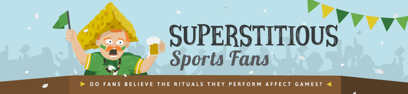 Superstitious Sports Fans - Do They Believe?